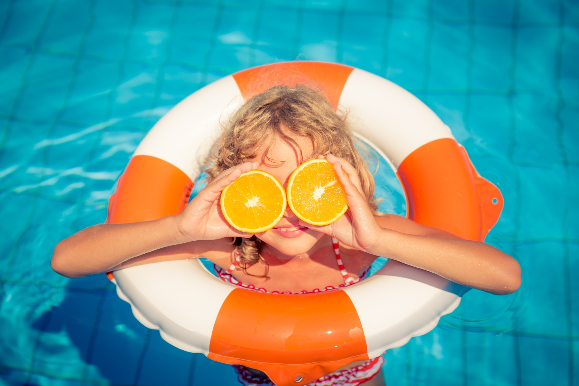 Make eating healthy fun when traveling with kids