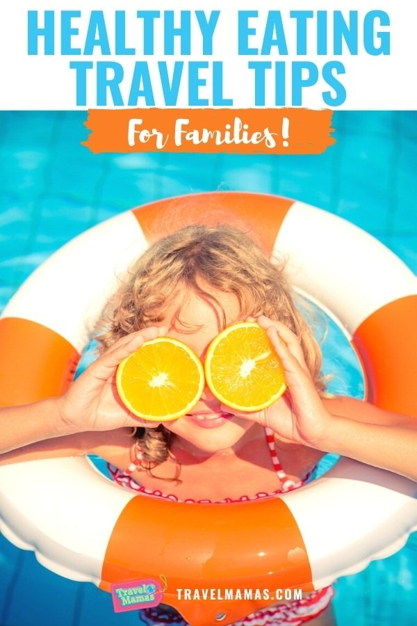 How to Healthy While Traveling with Kids