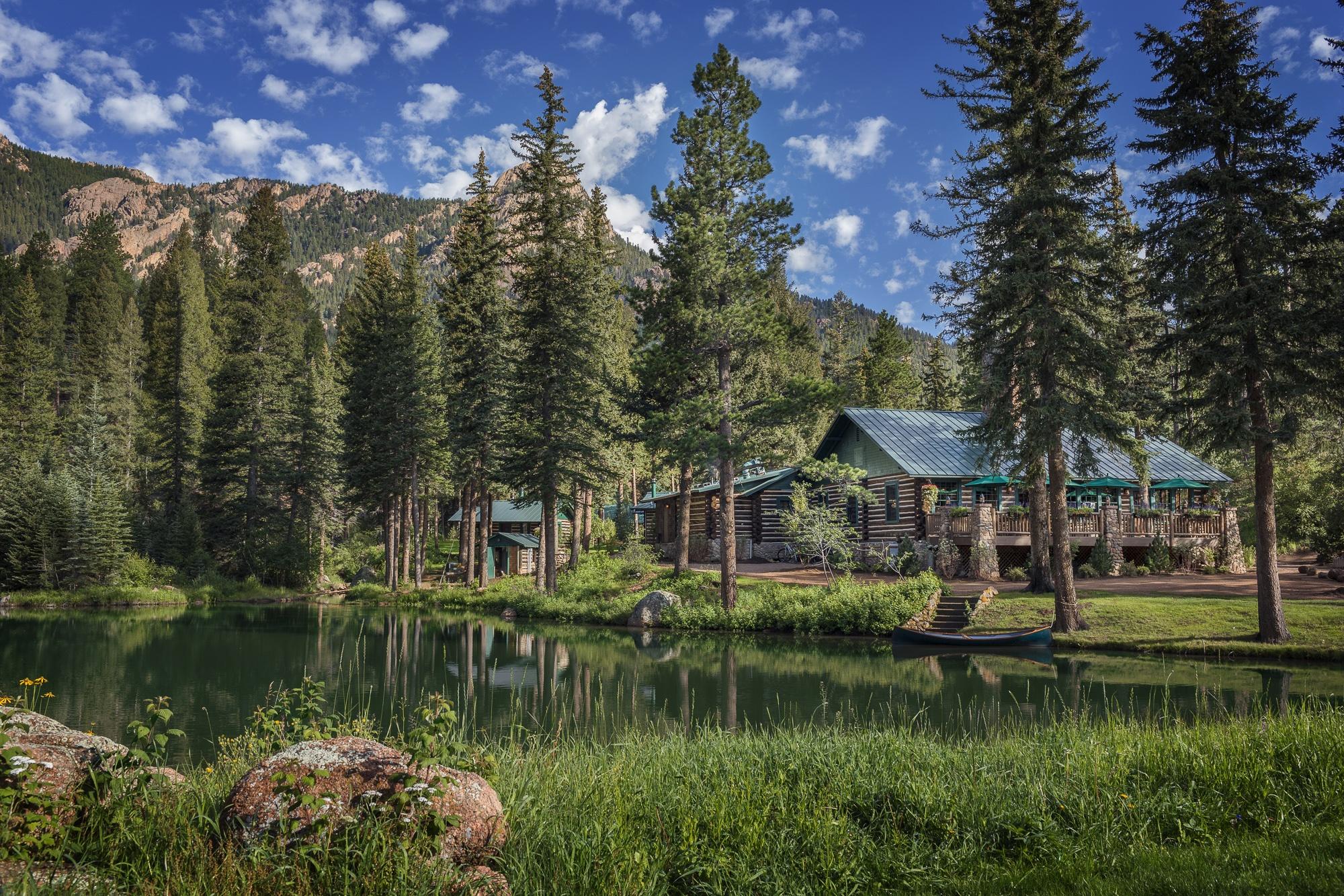 The beautiful Broadmoor Ranch