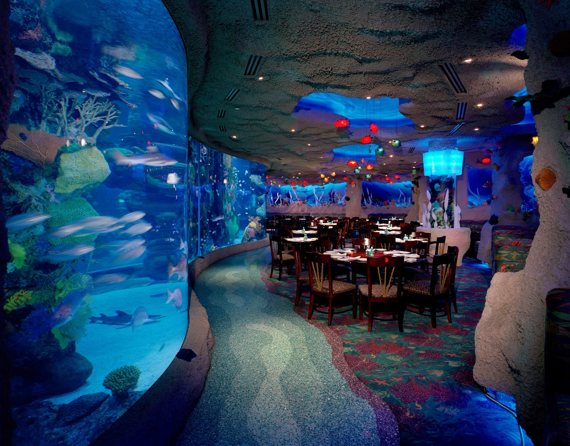 Downtown Aquarium Restaurant