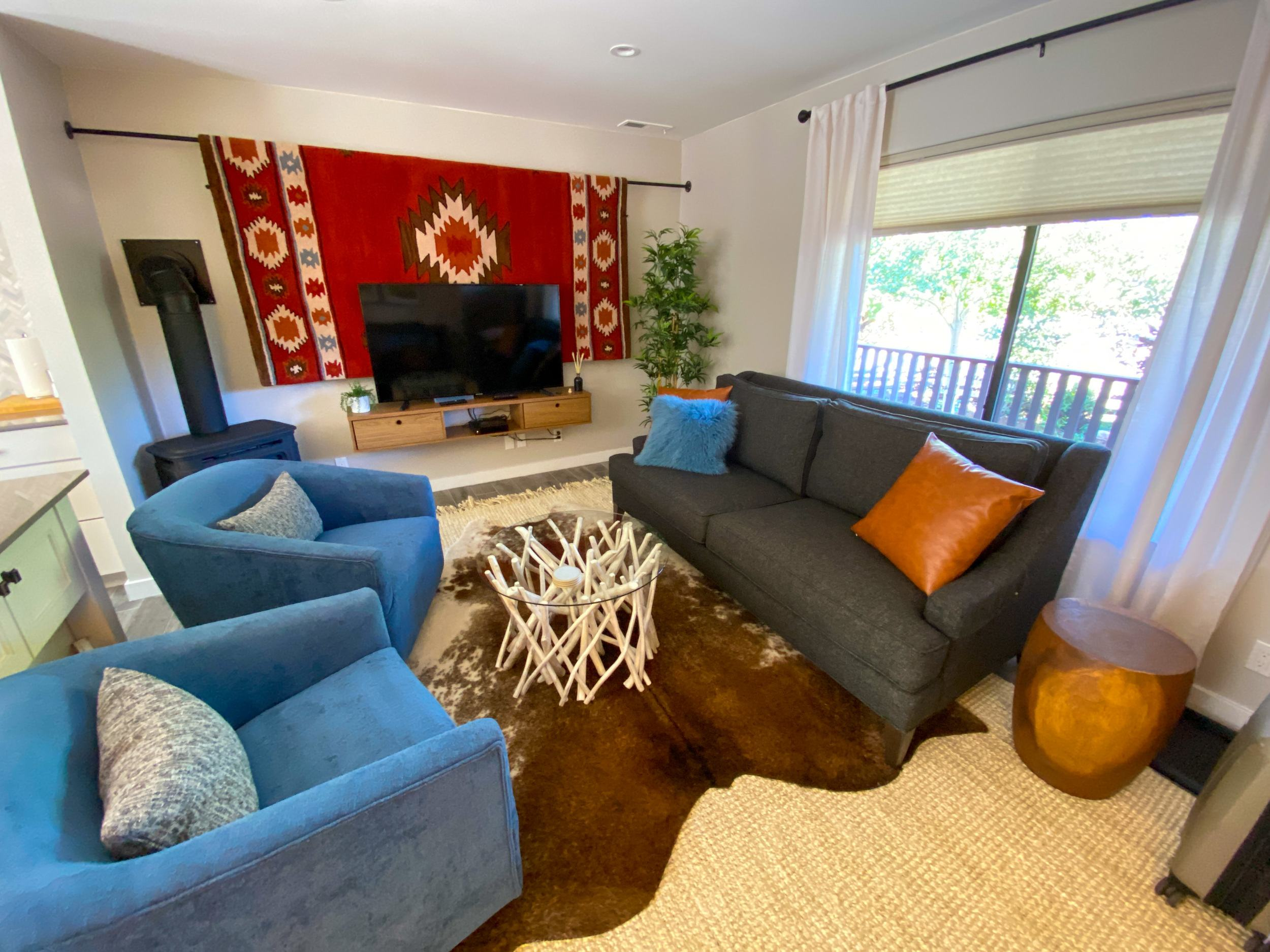 3-bedroom Flagstaff AirBnB