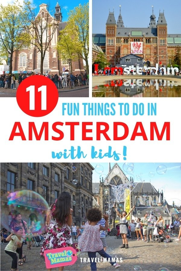 Fun Things to Do in Amsterdam with Kids