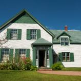Anne of Green Gables home on Prince Edward Island