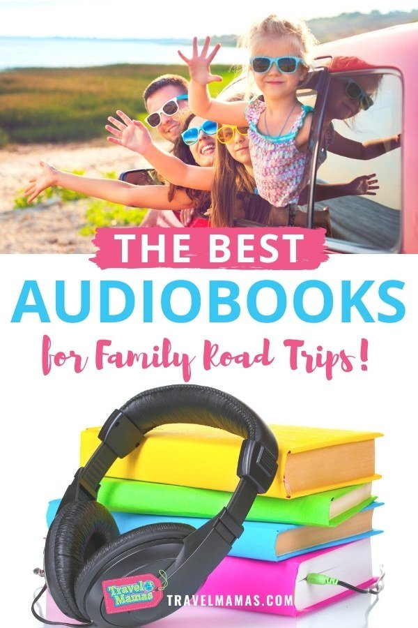 Best Audiobooks for Family Road Trips with Kids and Teens