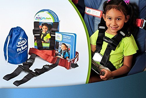 CARES Airplane Travel Harness (Photo credit: CARES by Kids Fly Safe)