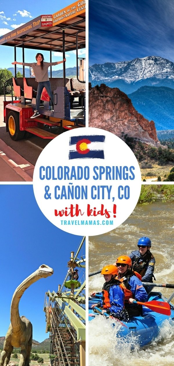 Canon City and Colorado Springs with Kids
