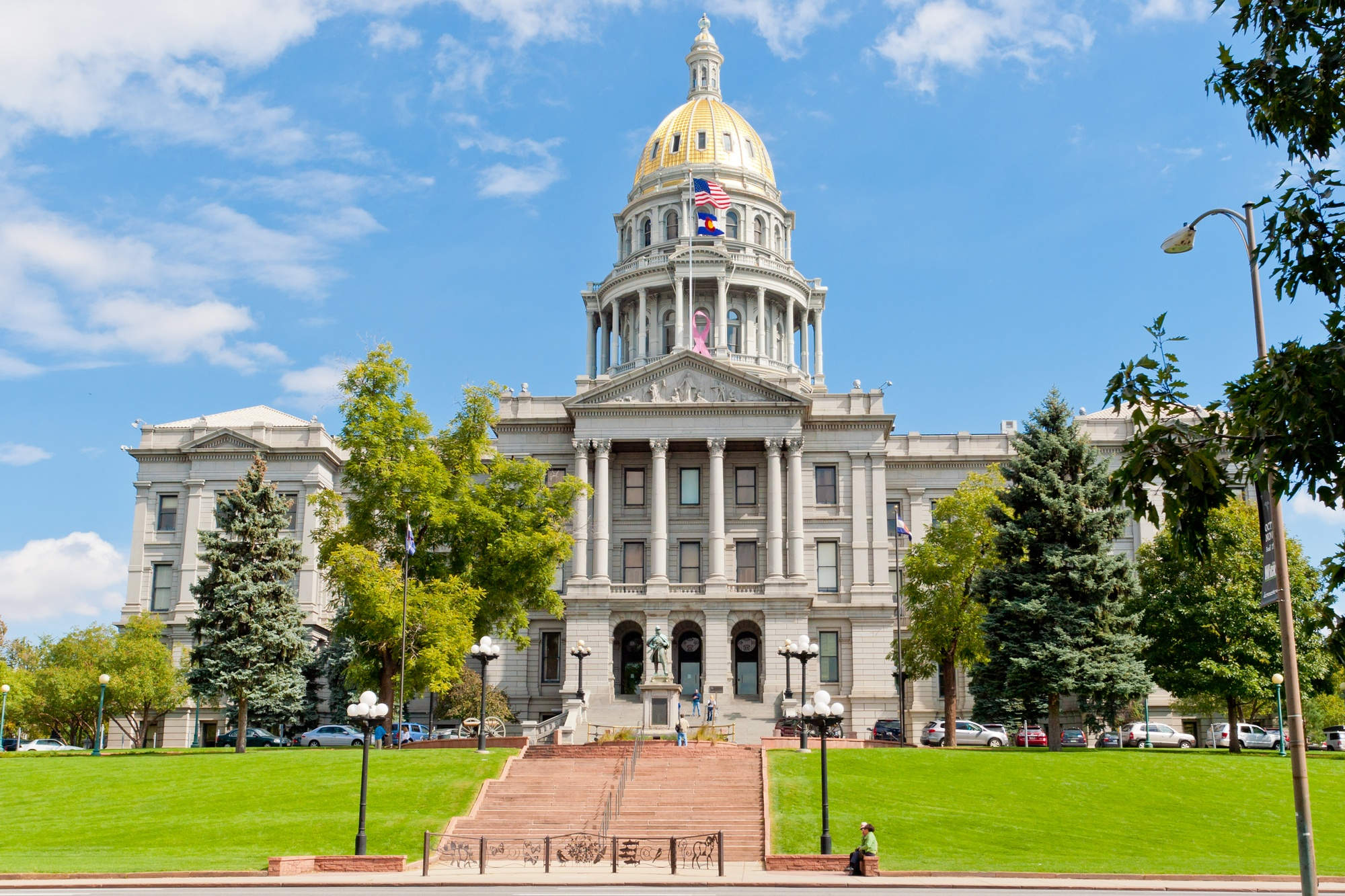 State Capitol of Colorado