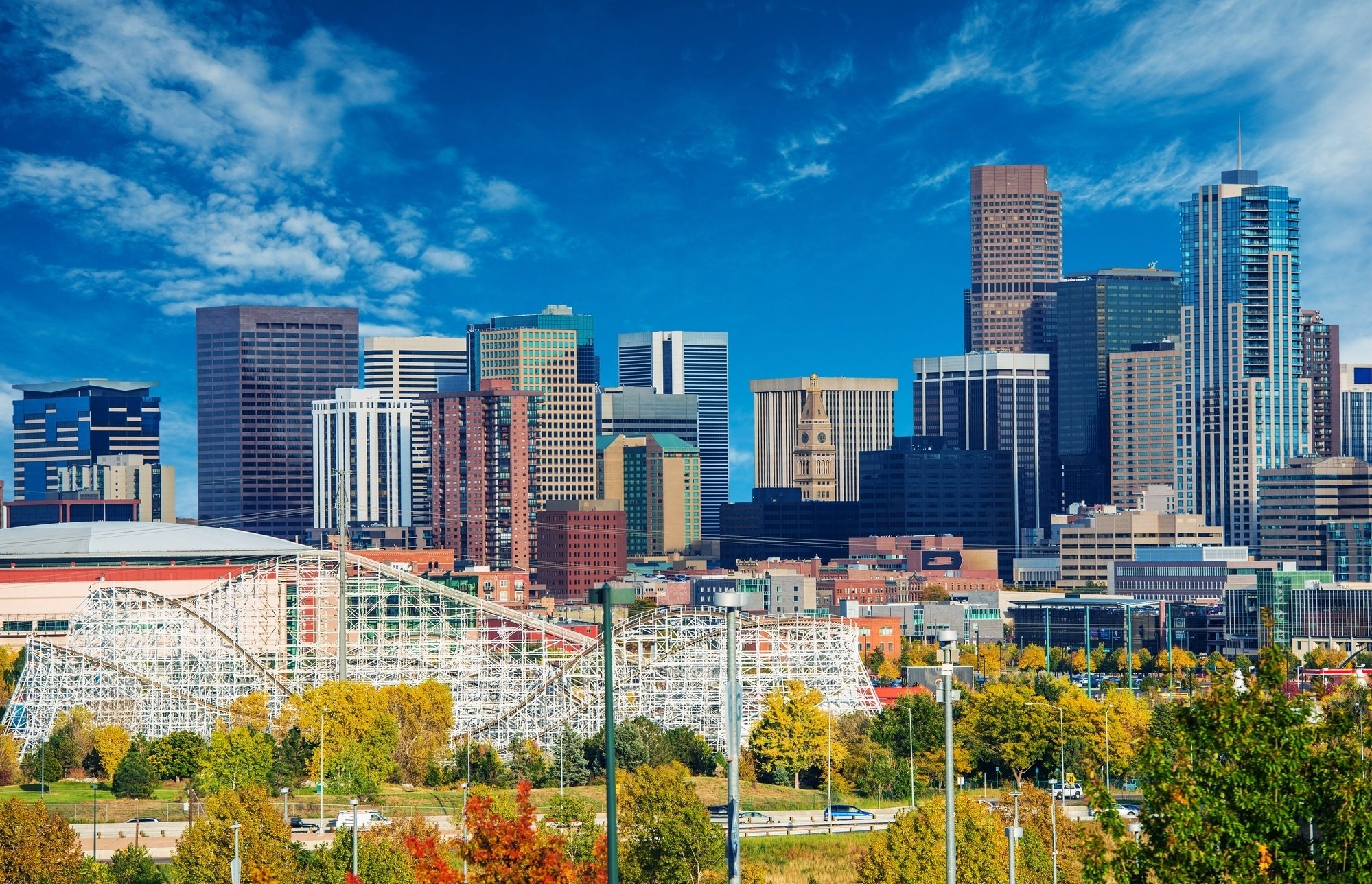 Denver, Colorado a.k.a. Mile-High City