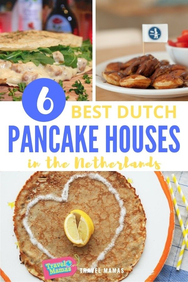 Best Dutch Pancake Houses in the Netherlands