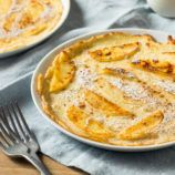 Dutch pancake in the Netherlands