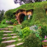 Travel in footsteps of Lord of the Rings in New Zealand