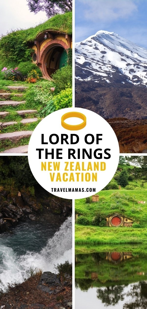 Lord of the Rings New Zealand Vacation Tips