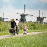 Bicycling with kids in the Netherlands