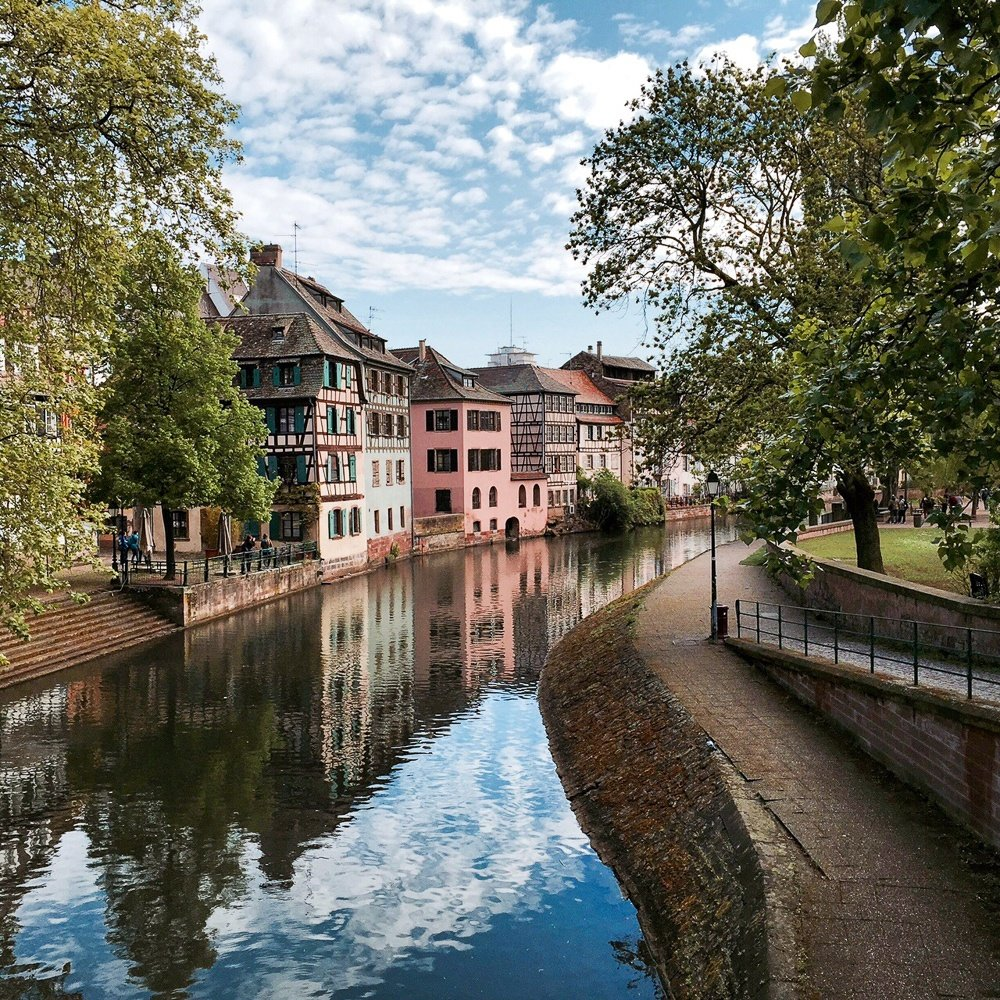 Beautiful Strasbourg, France