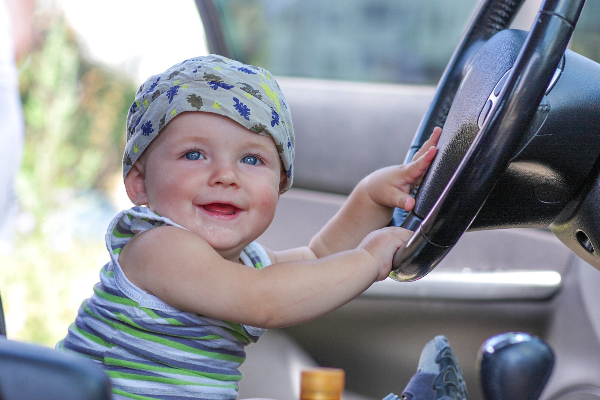 Tips for road trips with toddlers and babies