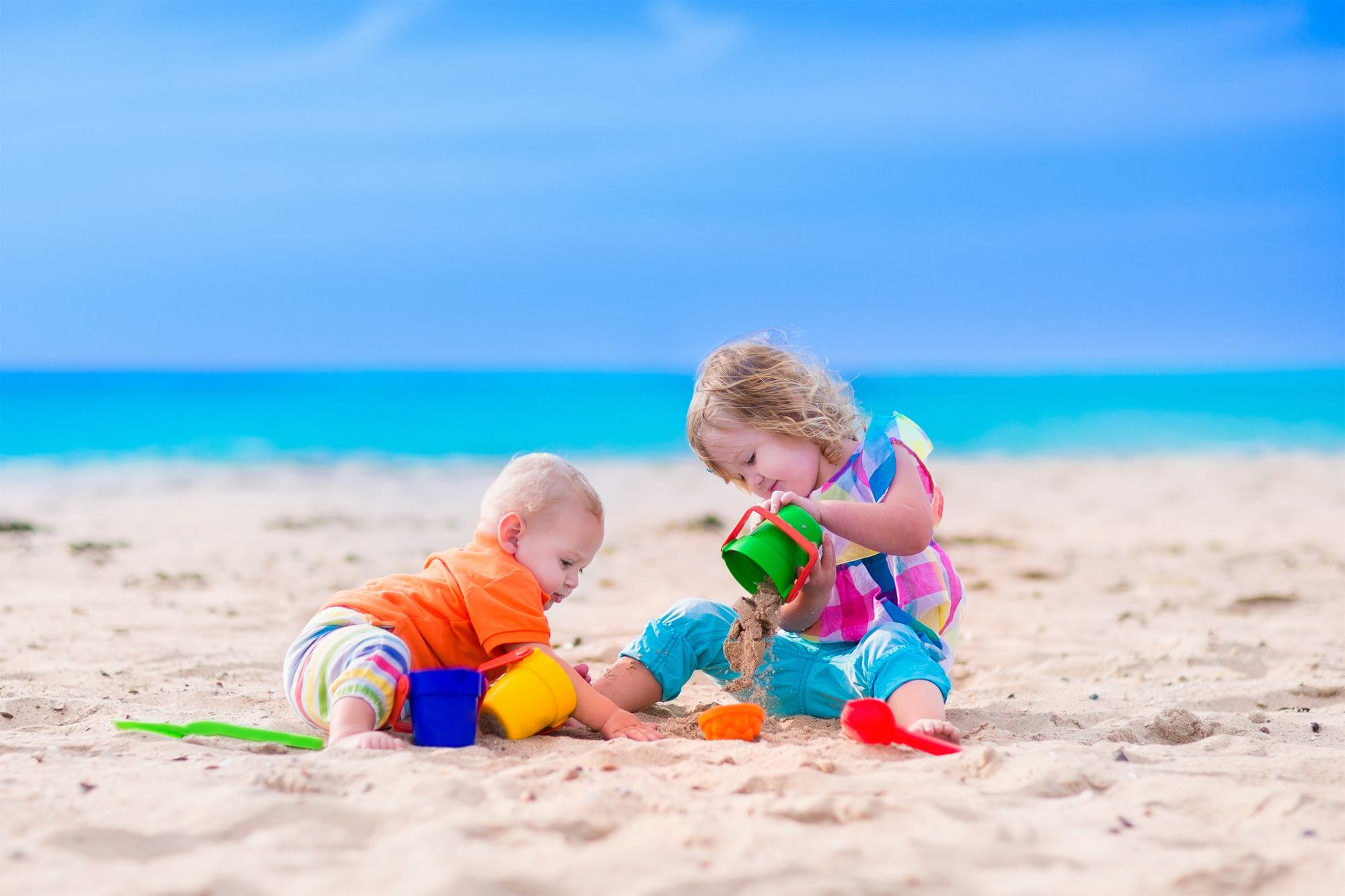 Learn more tips for traveling with babies and toddlers