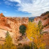 Natural Bridge in Bryce Canyon, one of the best national parks for kids in the USA