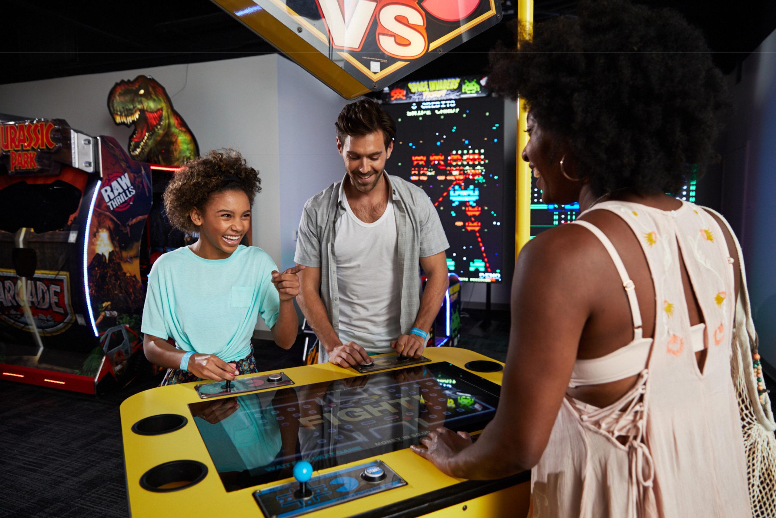Arcade at Gaylord Opryland