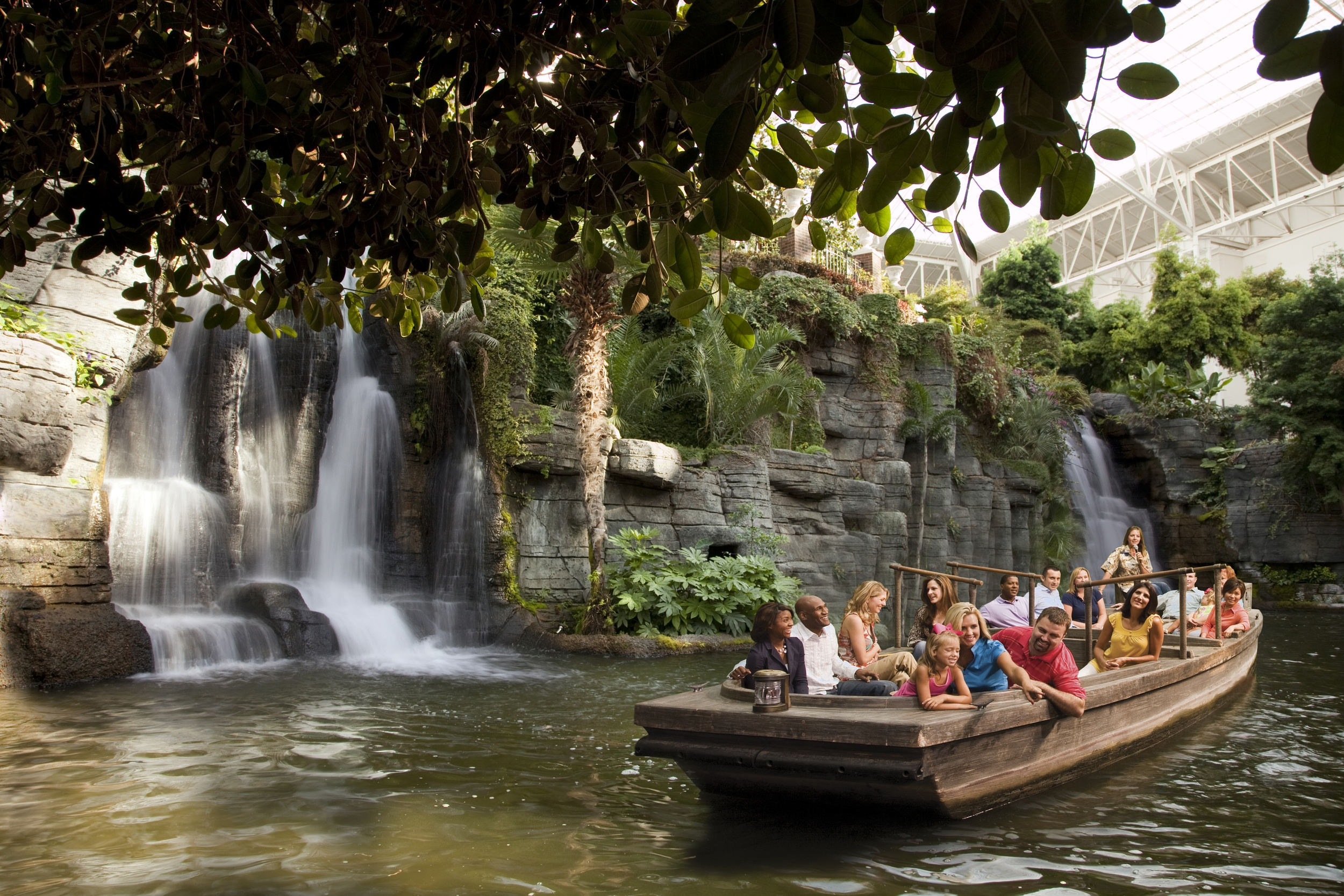 Gaylord Opryland Riverboat ride