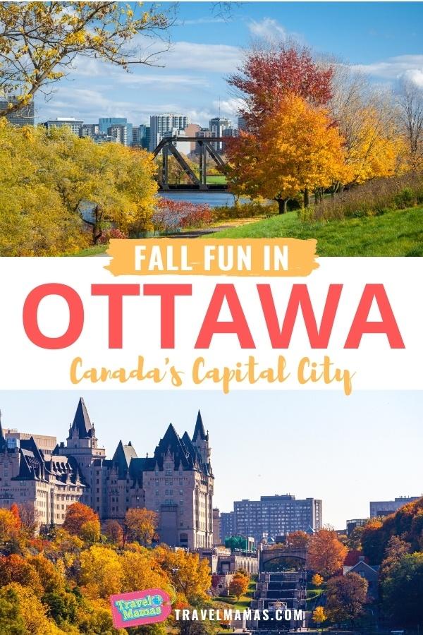 Fun Things to Do in Ottawa in Fall