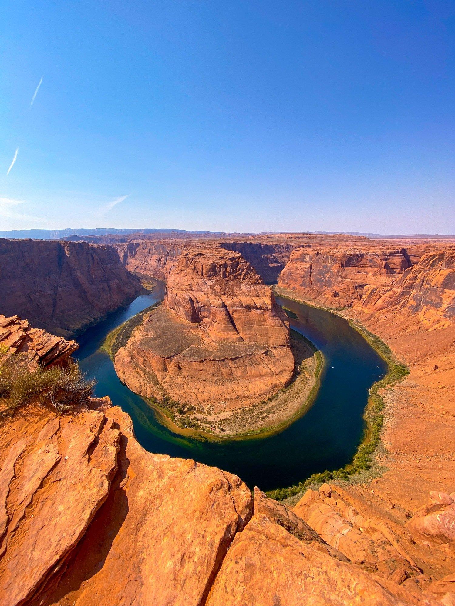 Horseshoe Bend, Grand Canyon East
