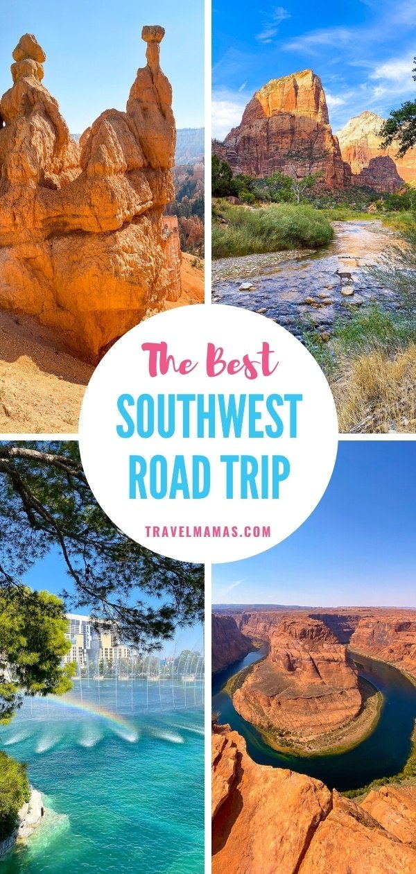 Tips for Planning the Best Southwest Road Trip from Phoenix