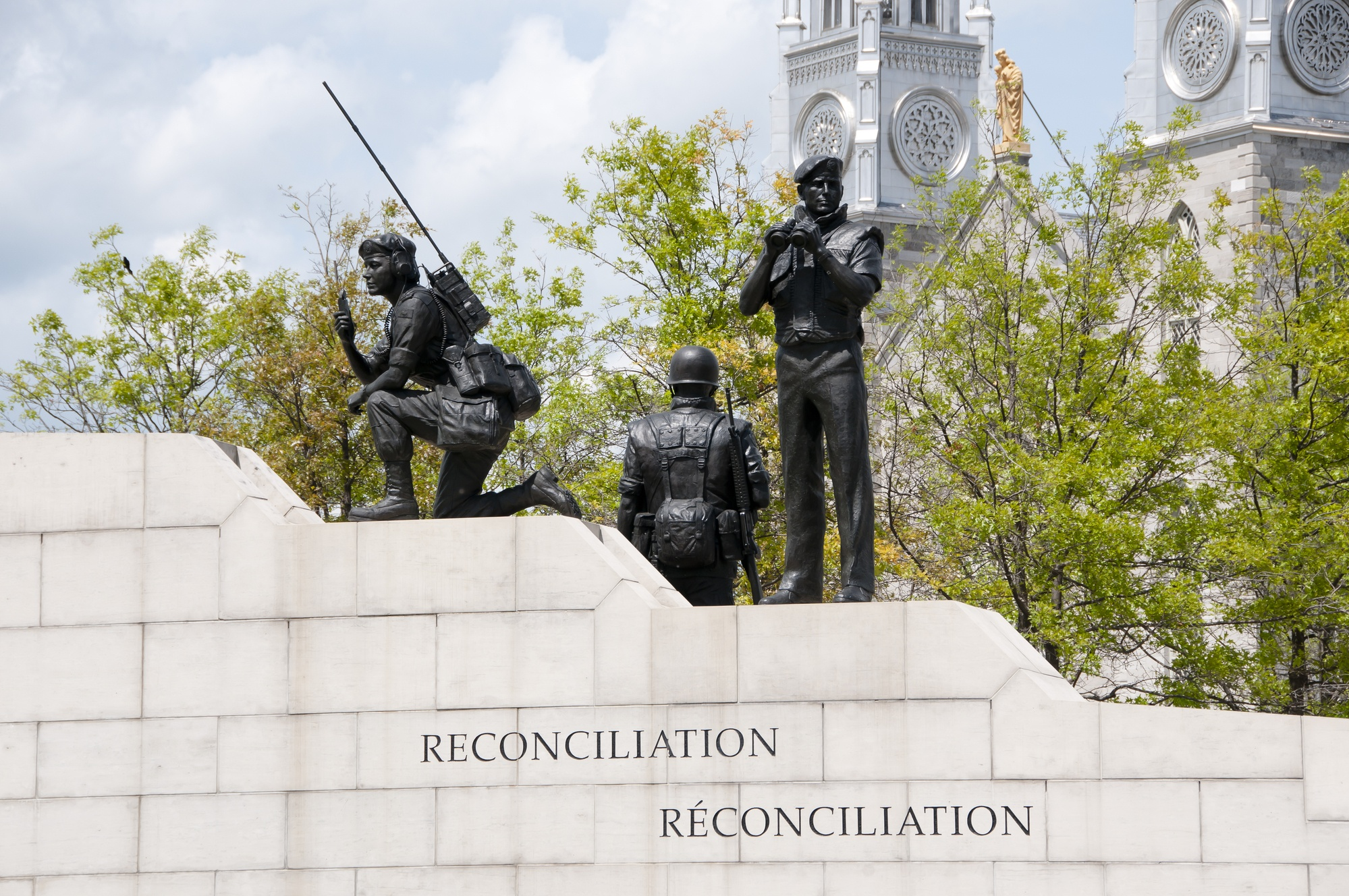 Reconciliation: The Peacekeeping Monument in Canada's Capital