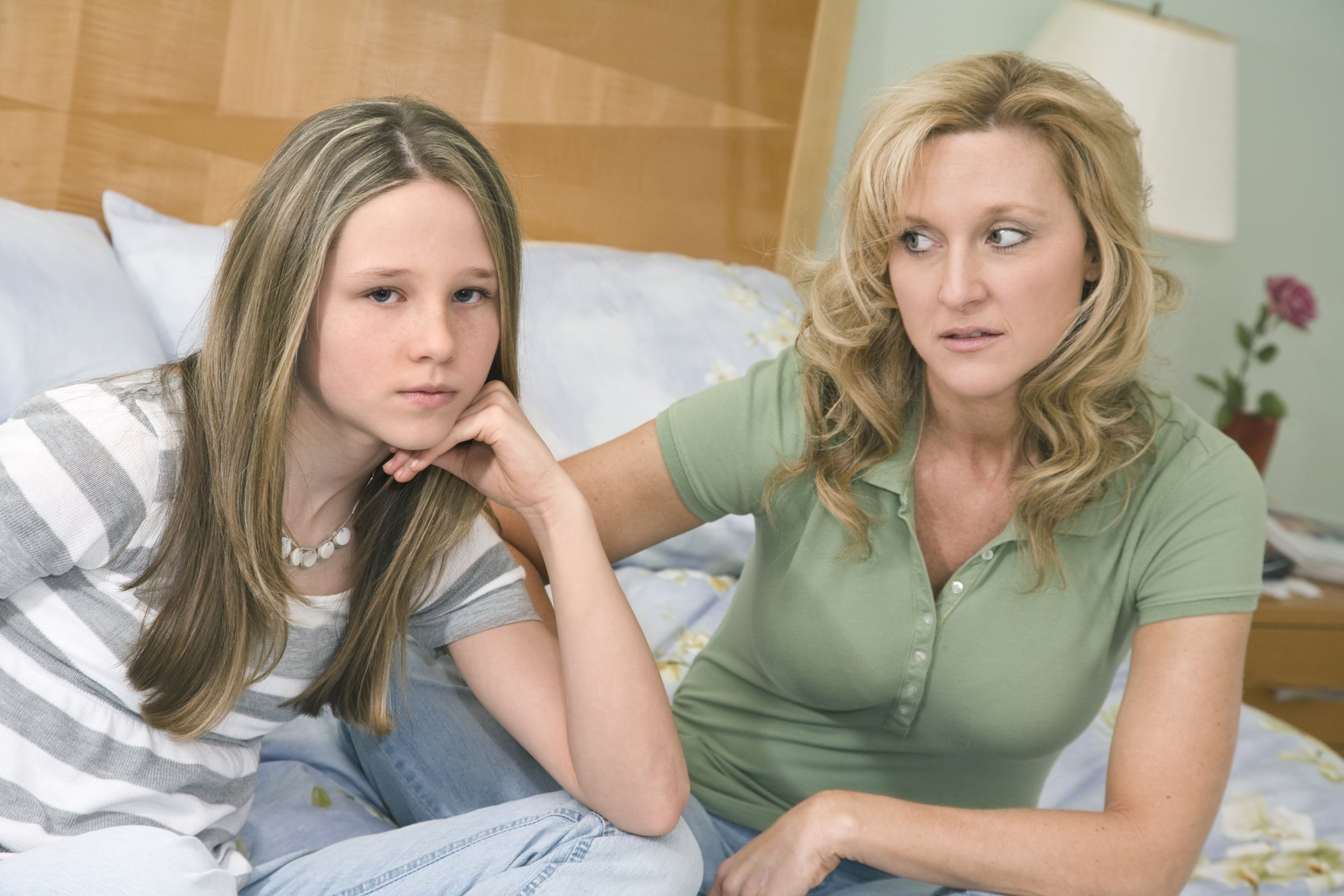 Improve your relationship with your sassy tween daughter