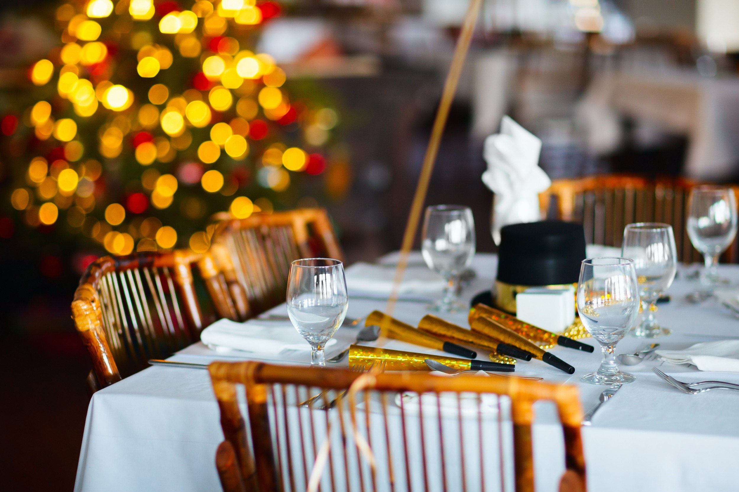 Celebrate the holiday season in Scottsdale with a special meal