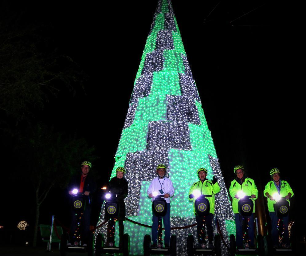 Scottsdale Segway Tours Christmas Tour