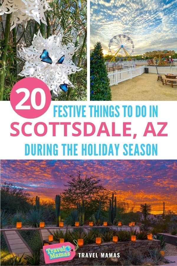 Festive Things to Do in Scottsdale, Arizona During the Holidays