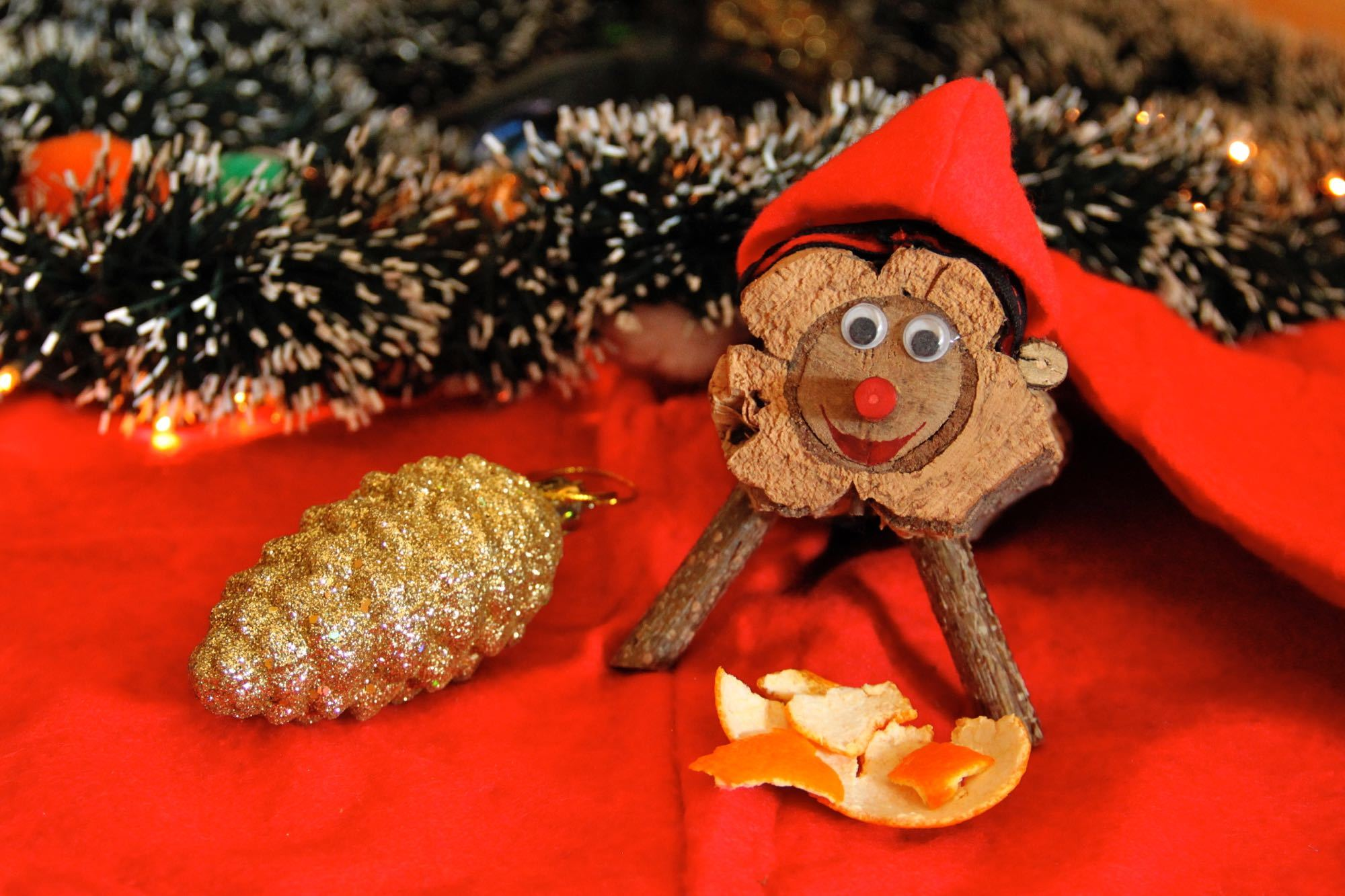 The pooping log, or tió de nadal, is a wacky Christmas tradition from Spain