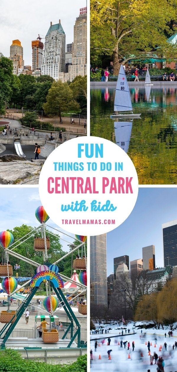 Fun Things to Do in Central Park with Kids