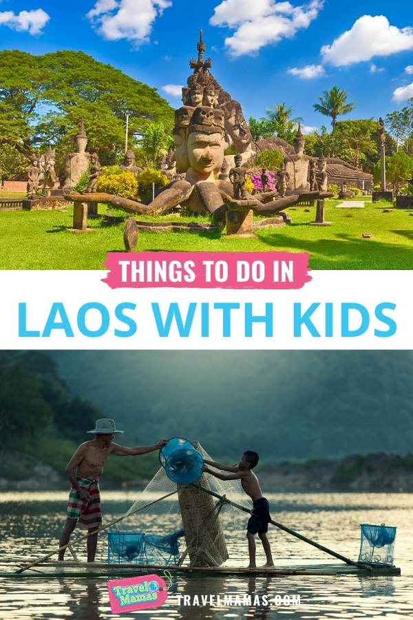 Things to Do in Laos with Kids