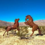 Borrego Springs, California