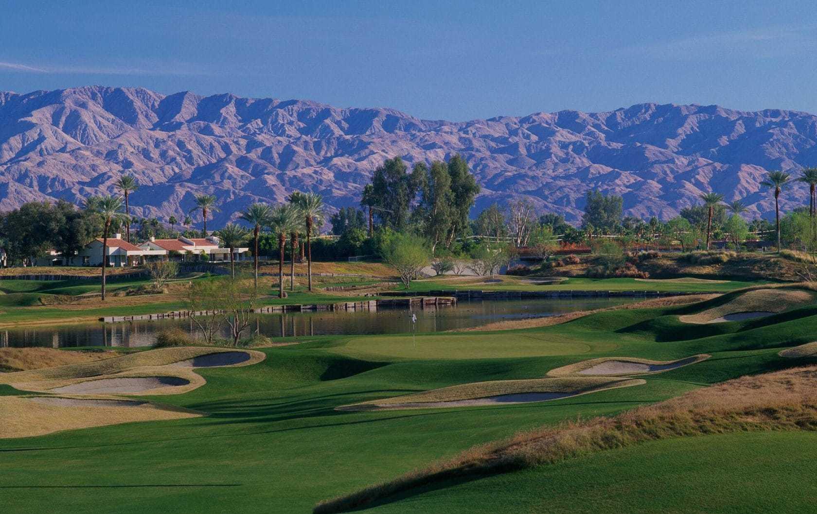 Dunes golf course at La Quinta Resort & Club