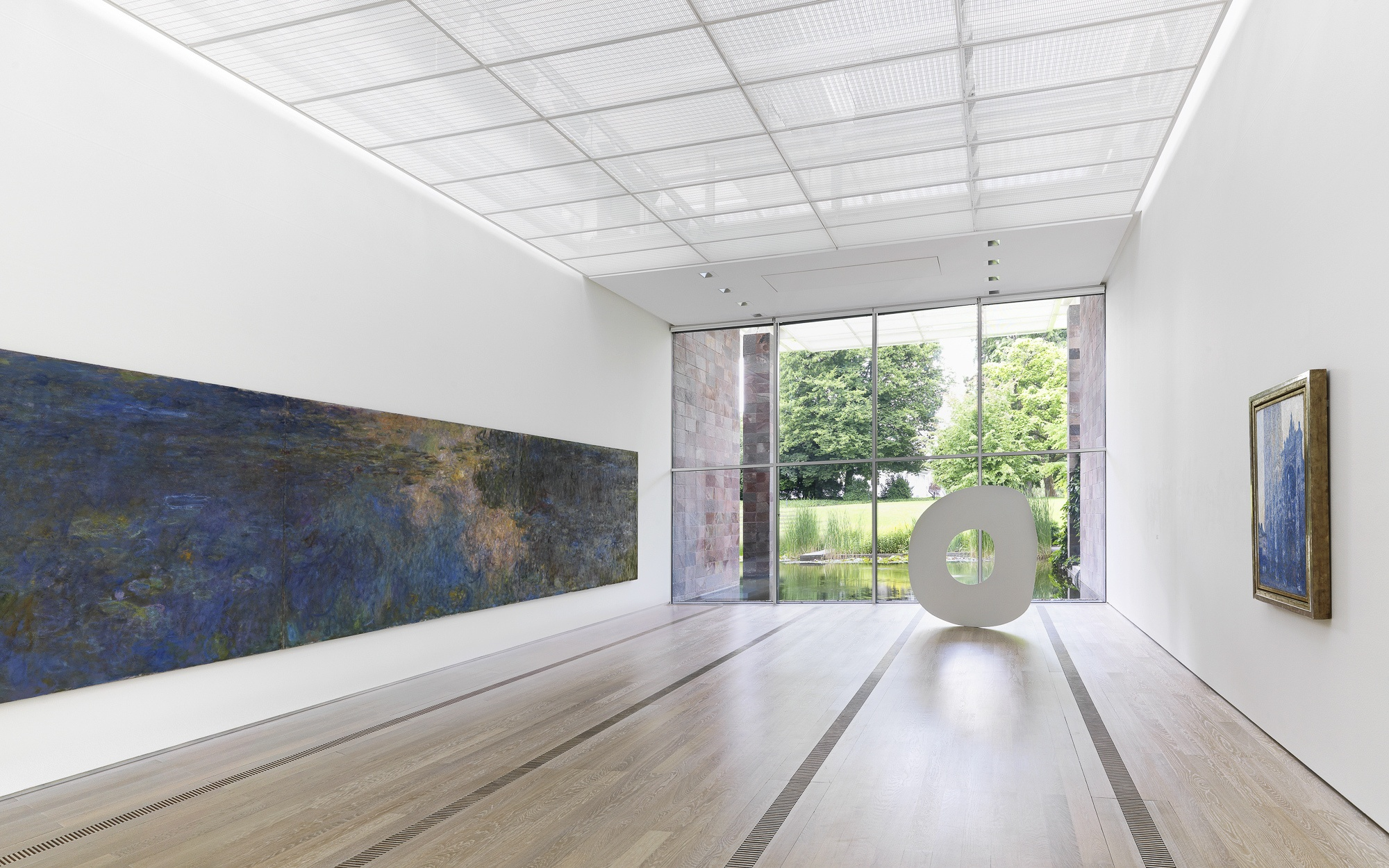 Fondation Beyeler, Monet Room