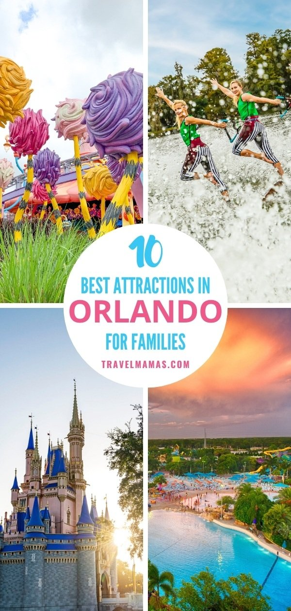 Best Family Attractions in Orlando