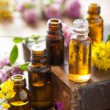 Essential oils for travel and at home