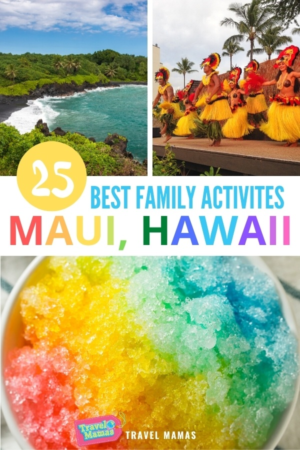 Best Things to Do in Maui, Hawaii with Kids