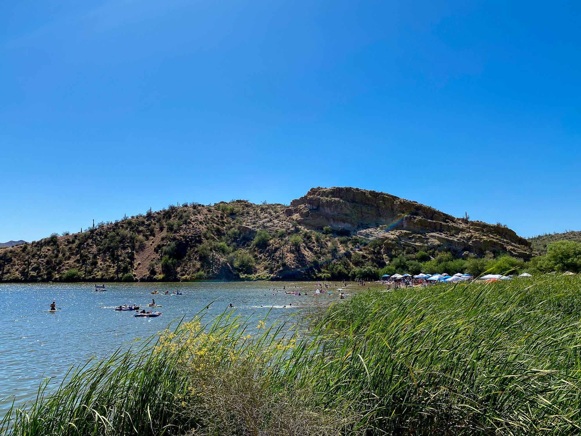 Saguaro Lake outdoor Scottsdale activities