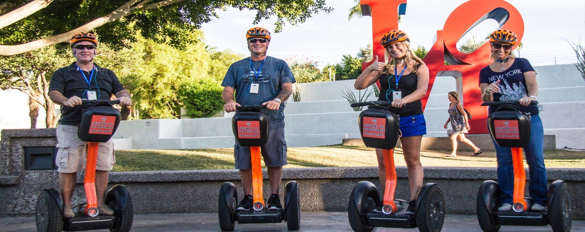 Old Town Segway Tour with Segway of Scottsdale