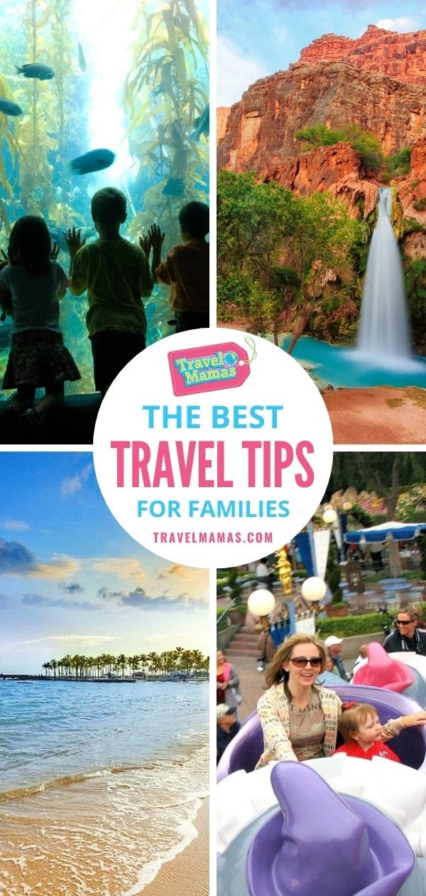 Best Travel Tips for Families - TravelMamas.com