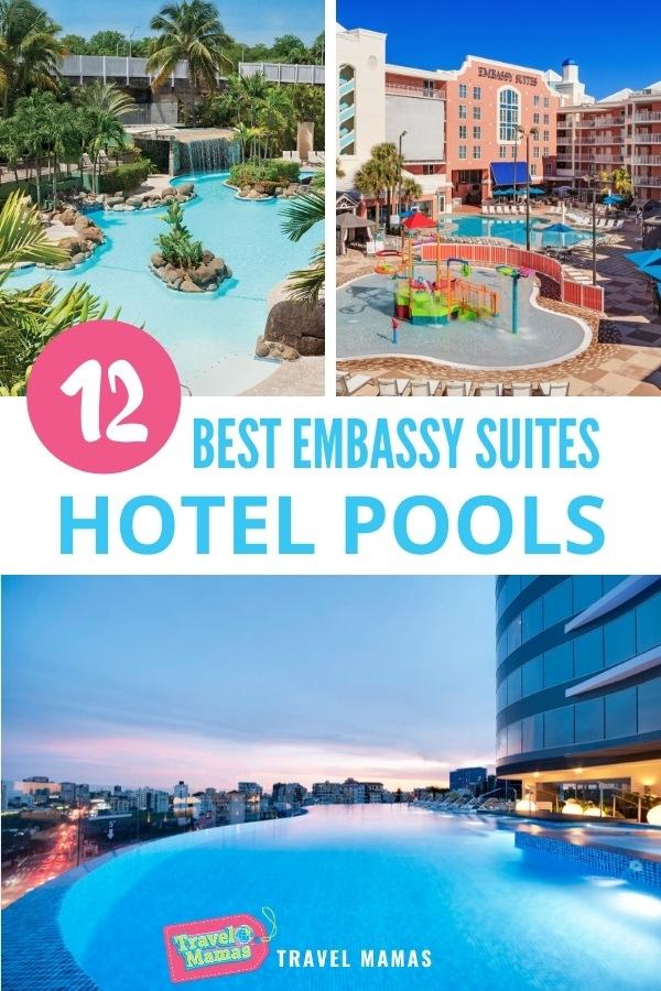 Best Embassy Suites Hotel Pools