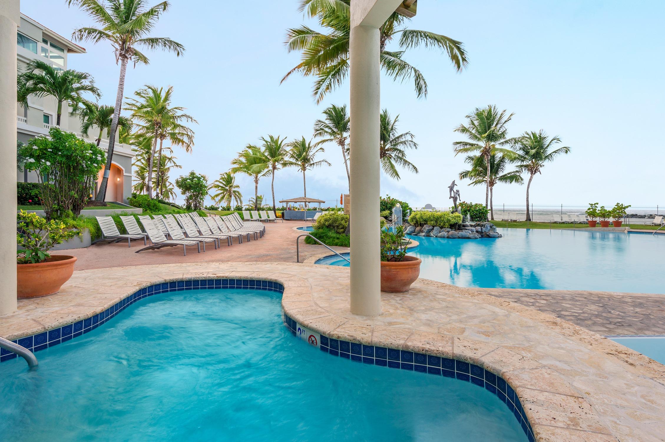 Embassy Suites Dorado Del Mar Beach Resort pool