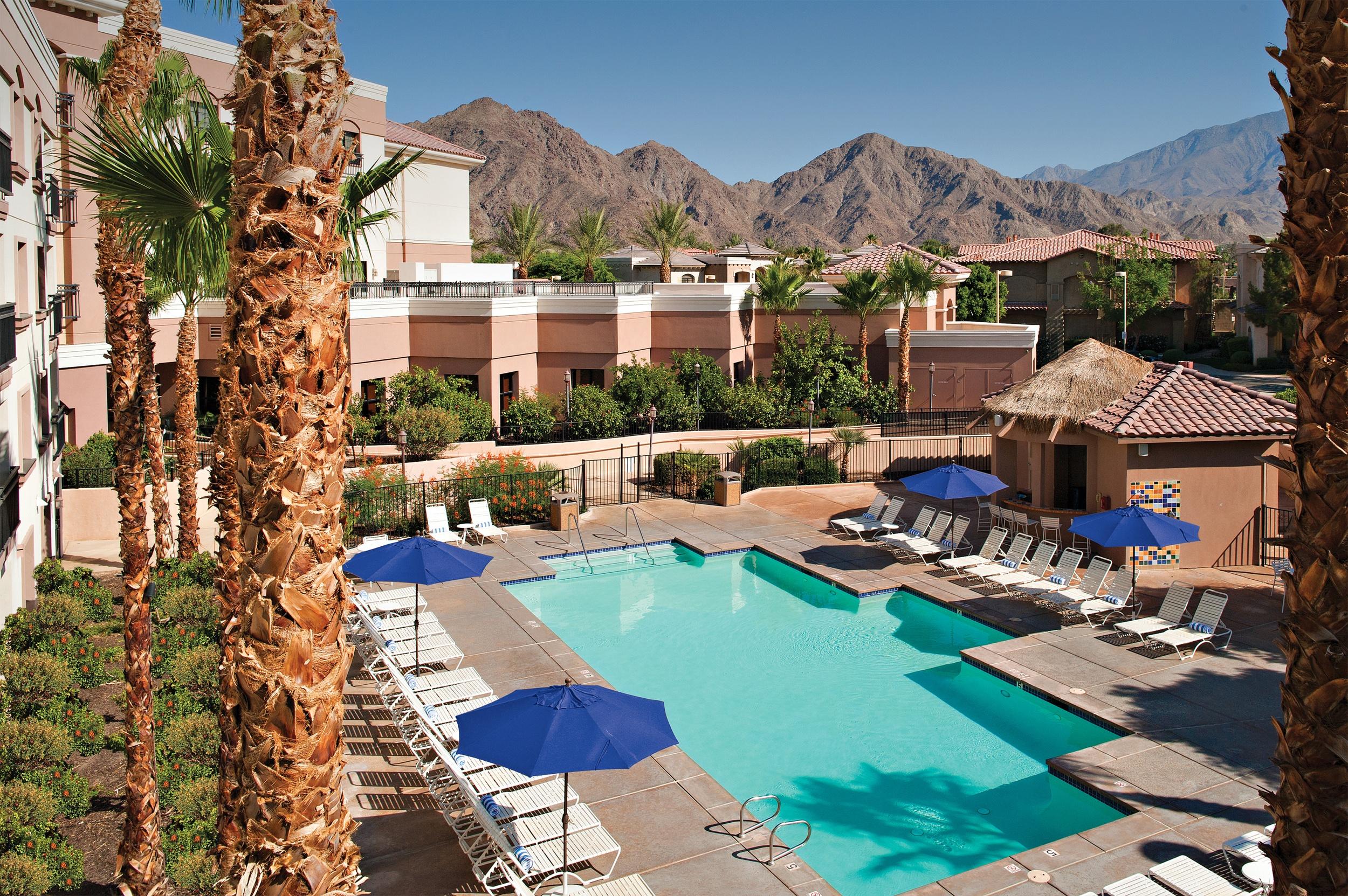 Embassy Suites La Quinta Resort & Spa Pool