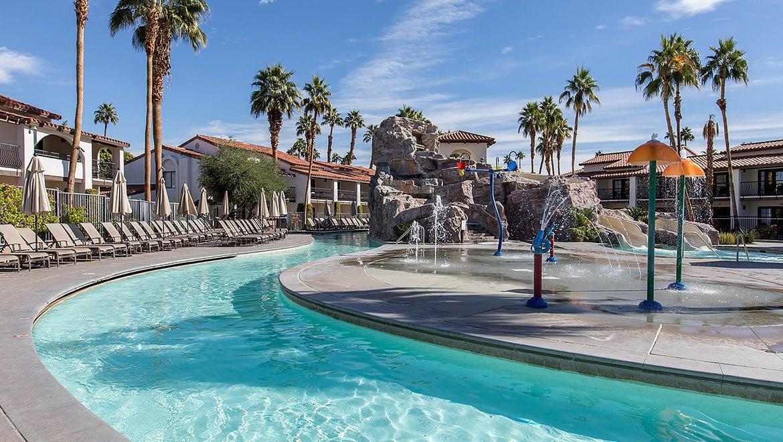 Splashtopia at Omni Rancho Las Palmas Resort & Spa in Palm Springs with kids