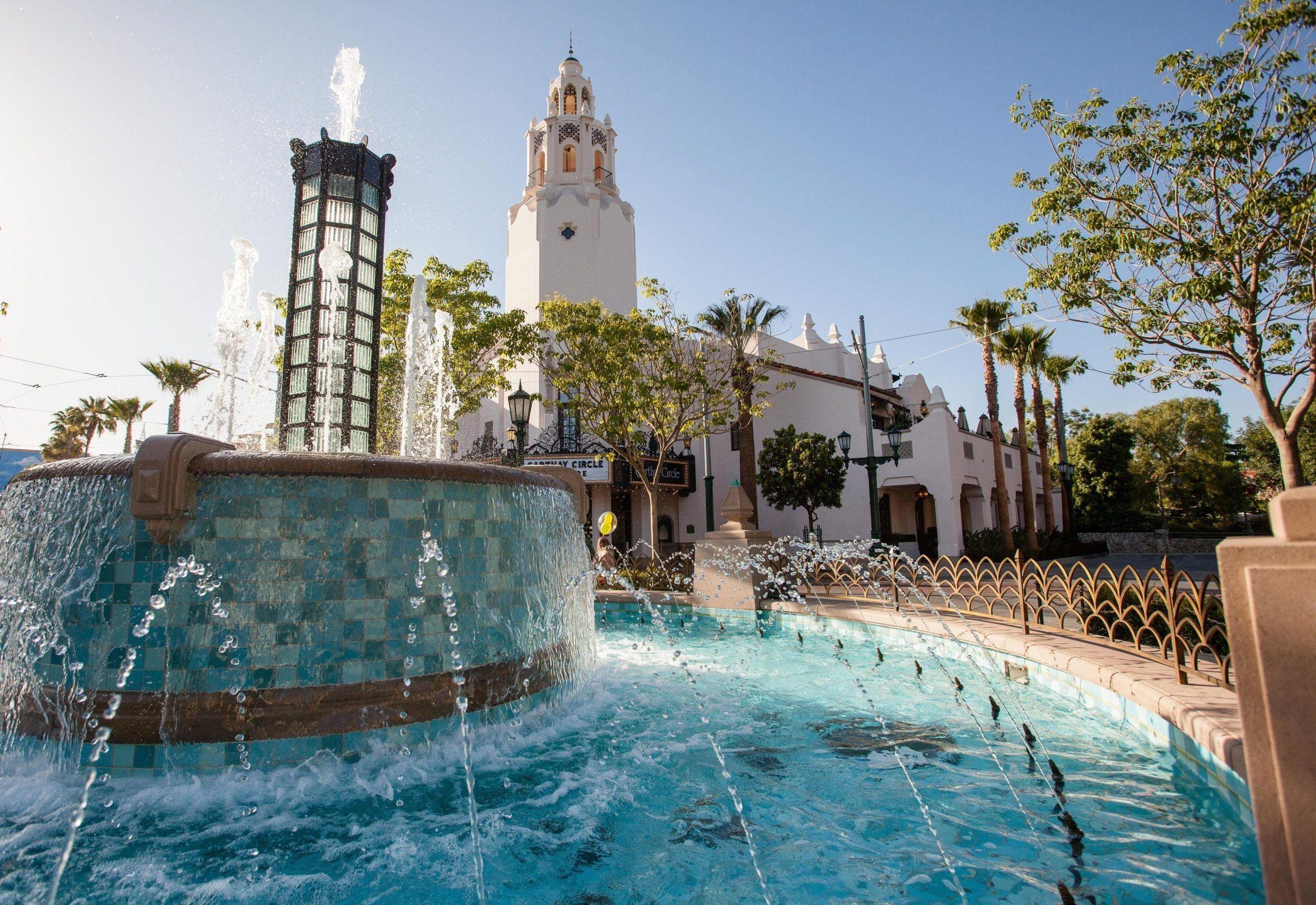 Carthay Circel Restaurant at Disney California Adventure Park