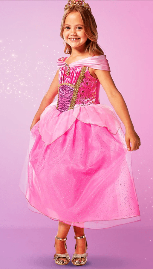 Sleeping Beauty costume for kids available from shopDisney