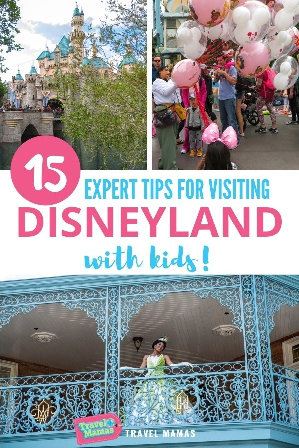 Expert Tips for Disneyland with Kids